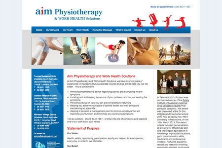 aim Physiotherapy